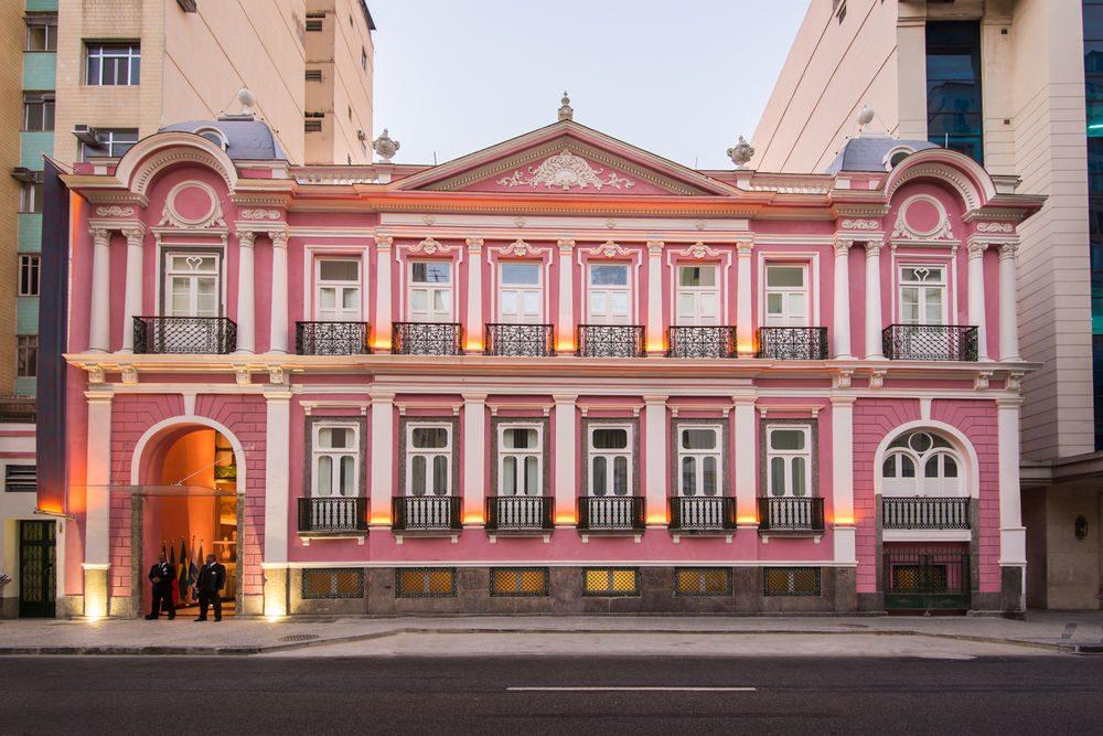 Vila Galé Rio de Janeiro: Antigo colégio no bairro carioca da Lapa abriga o empreendimento que inaugurou o All Inclusive Cultural (Foto: divulgação)