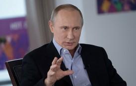 Putin diz que Trump ouve posições da Rússia sobre crise da Coreia do Norte