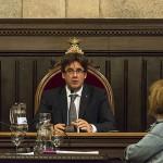Líder da Catalunha diz a jornal alemão que não tem medo de ser preso devido a referendo