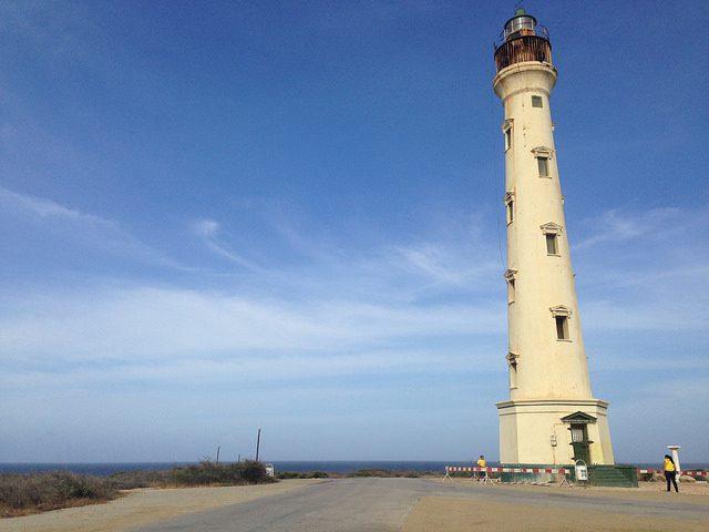 Aruba inicia reparação de patrimônio cultural e turístico