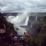 Foz do Iguaçu atrai turistas em feriados de 2017