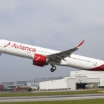 Airbus entrega à Avianca seuprimeiro A321neo da América Latina