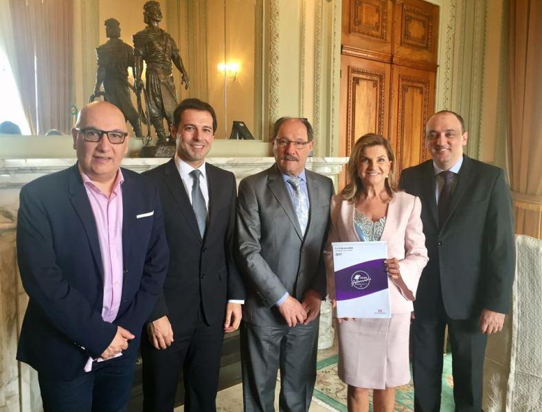 Governador do RS convidado pelos diretores do FESTURIS a participar de evento
