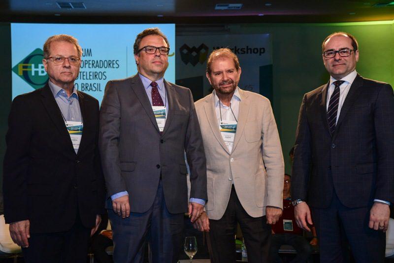 FOHB reuniu 26 redes e CEOs em Workshop no Rio de Janeiro
