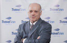 """Manuel Gama, presidente da Travel Inn: """"nosso hotel de Indaiatuba é econômico-chic"""""""