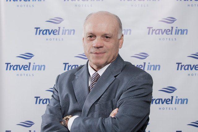 """DESTAQUE DT: Manuel Gama: """"nosso hotel de Indaiatuba é econômico-chic"""""""