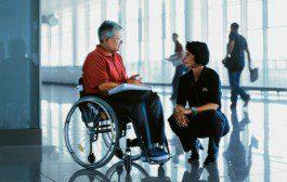 Direitos do passageiro com necessidades especiais no transporte aéreo