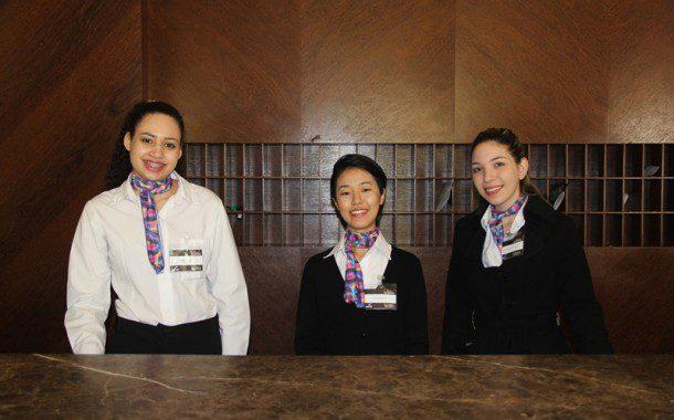 Alunos no Comando do Grande Hotel Senac Campos do Jordão excedem o desafio