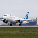 Airbus e Bombardier formam parceria para a C Series