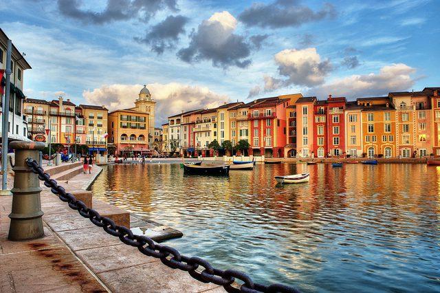 Locação em Orlando foi tema de exposição da Maringá Turismo no SBT