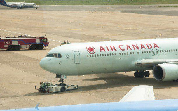 Air Canadá divulga nota sobre interrupção do serviços com a Avianca