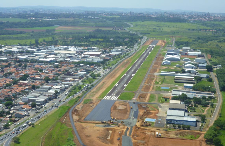 Aeroporto Sp : Governo de sp conclui transferência de cinco aeroportos para a