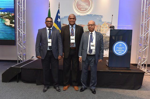 Curaçao premia parceiros e espera continuar crescimento em 2018