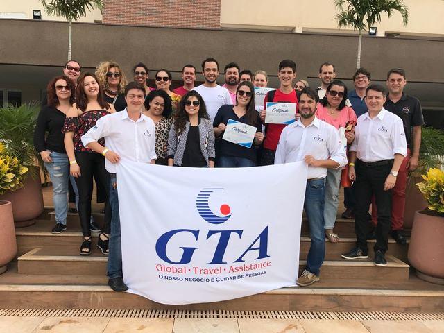 GTA promove capacitação de agentes em Olímpia-SP