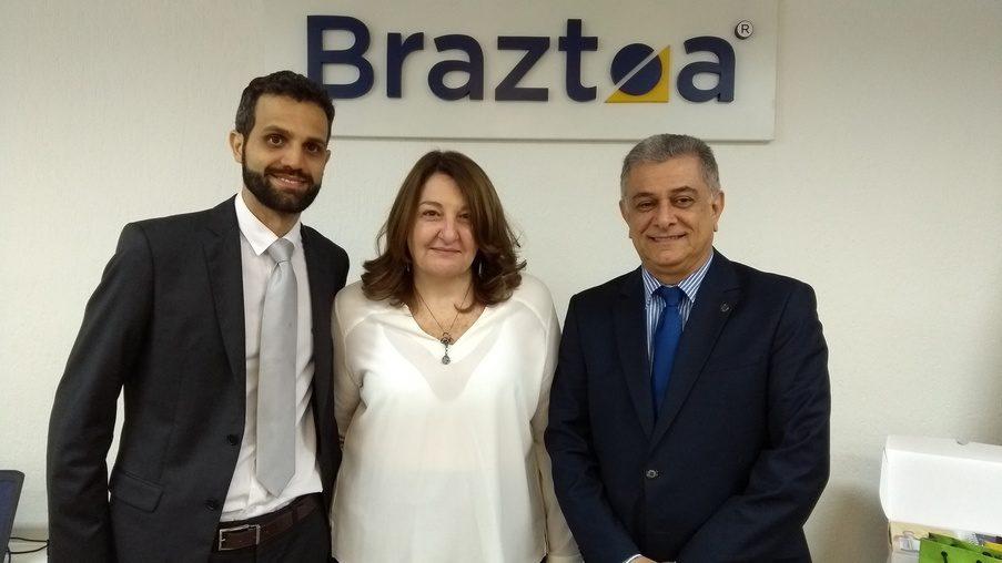 Destinos juninos são apresentados pelo MTur na Braztoa