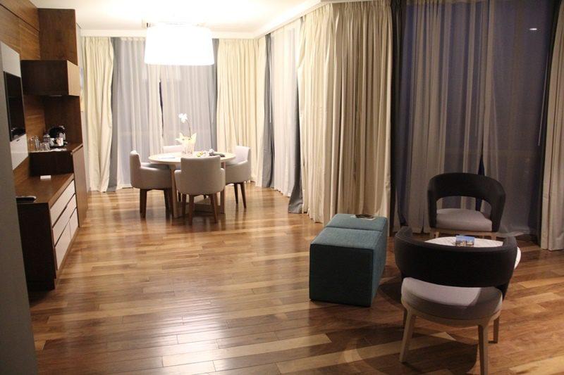 Suite Premium: dois ambientes para múltiplos gostos (Foto: DT)