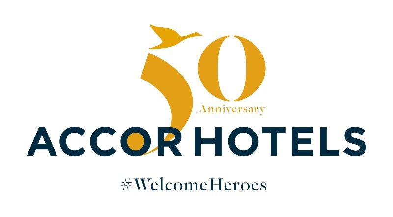 AccorHotels comemora seu 50º aniversário convidando para seus hotéis os heróis do dia a dia