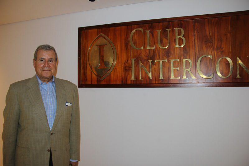 """Raúl Bustamante, gerente geral do Hotel Intercontinental Cartagena de Indias: """"o mais importante são as relações humanas"""""""