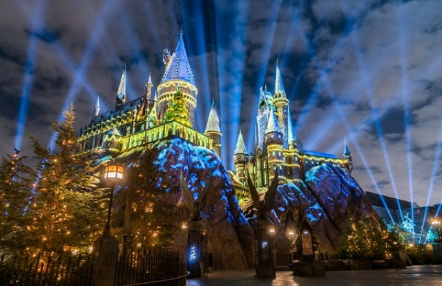 Universal Orlando Resort apresenta seu The Wizarding World Of Harry Potter