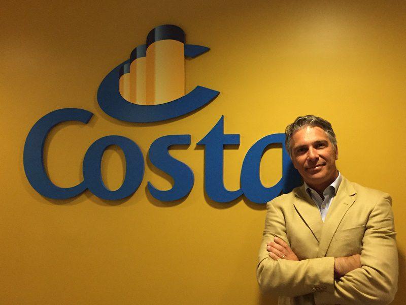 Costa Cruzeiros quer saber o nível de satisfação sob a ótica do agente de viagem