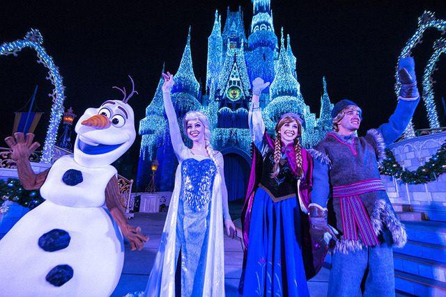 Walt Disney World começa temporada de férias