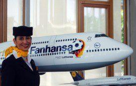 Uma brasileira na Lufthansa