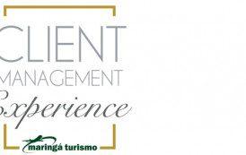 Maringá Turismo promove Client Management Experience, em Curitiba