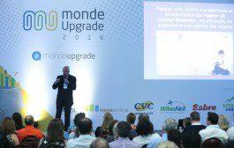 Monde Upgrade abre espaço para discutir conteúdos de agências de viagem