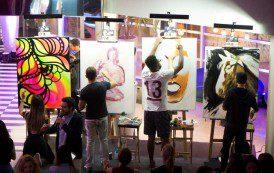 Último Art Battle Lounge do ano ocorre no Pullman SP Vila Olímpia
