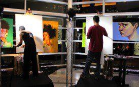 Art Battle Lounge acontece no Pullman São Paulo Vila Olímpia