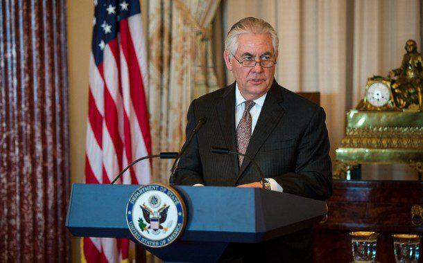 Status final de Jerusalém será decidido por israelenses e palestinos, diz secretário de Estado dos EUA