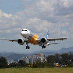 Embraer recebe pedido da companhia aérea Belavia por jato E-195