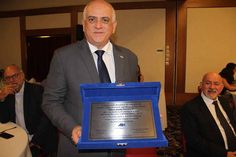 Presidente da ABIH Nacional, Dilson Jatahy:
