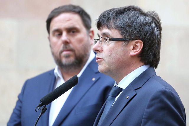Ex-membros do governo da Catalunha comparecerão à Suprema Corte hoje (1)