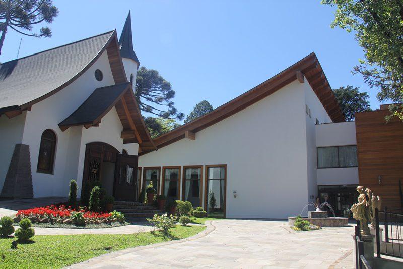 Capela dos Anjos e Centro de Eventos, novos investimentos do grupo