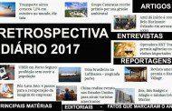 DIÁRIO inicia sua RETROSPECTIVA 2017