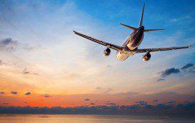 Transporte aéreo cresceu 7,2% em outubro no mundo, diz Iata
