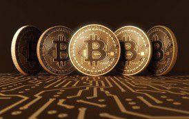 Bitcoin estreia na bolsa de Chicago e bate US$ 18 mil