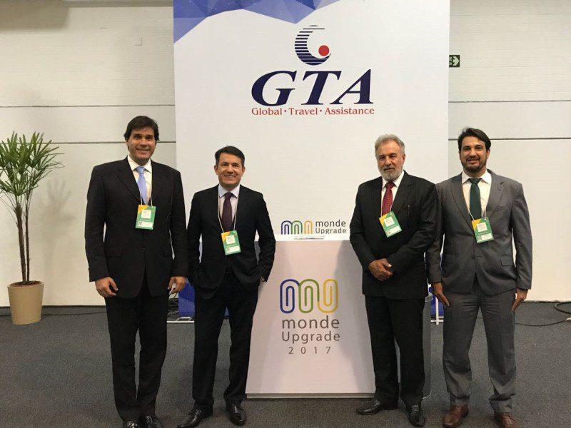 GTA participa e patrocina evento Monde UpGrade, em Campinas