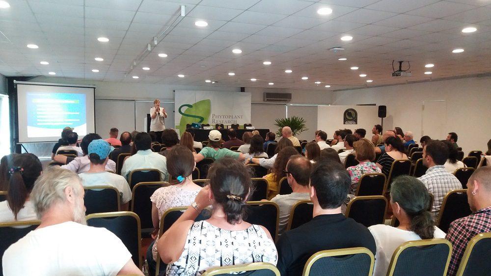 Punta del Este sedia primeira Cannabis Conference 2018