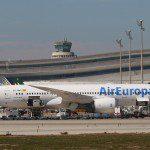 Air Europa coloca aeronave Dreamliner para operar em rota São Paulo-Madri
