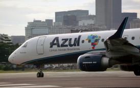 Azul pede mais voos à Bariloche na temporada de inverno