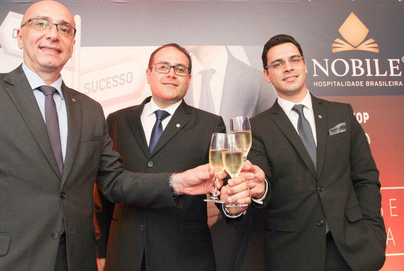 Nobile Hotéis celebra 10 anos neste 18 de janeiro: marco histórico