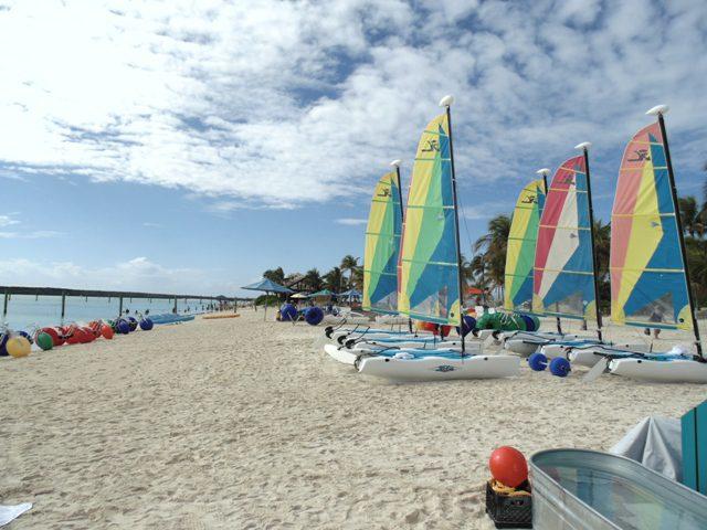 Castaway Cay é paradisíaca e reservada exclusivamente para cruzeiros da Disney. Um oásis!
