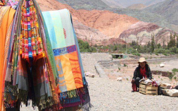 Vale de Humahuaca, em Jujuy e a aliança