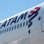 Grupo LATAM Airlines divulga estatísticas operacionais preliminares de dezembro de 2017