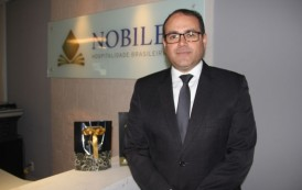 "Roberto Bertino, CEO da Nobile Hotéis: ""Abriremos mais oito hotéis até maio, sendo quatro só no sudeste"""