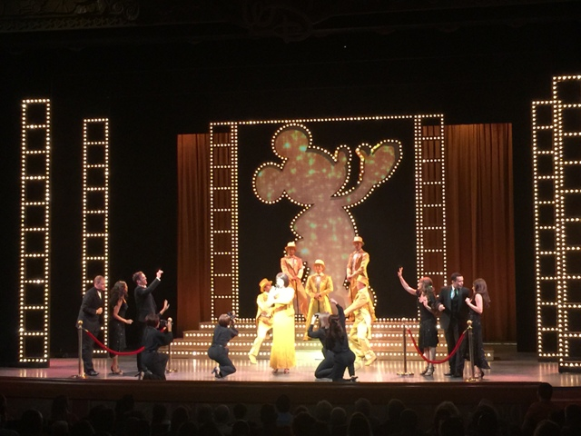Shows ao estilo Broadway acontecem todas as noites