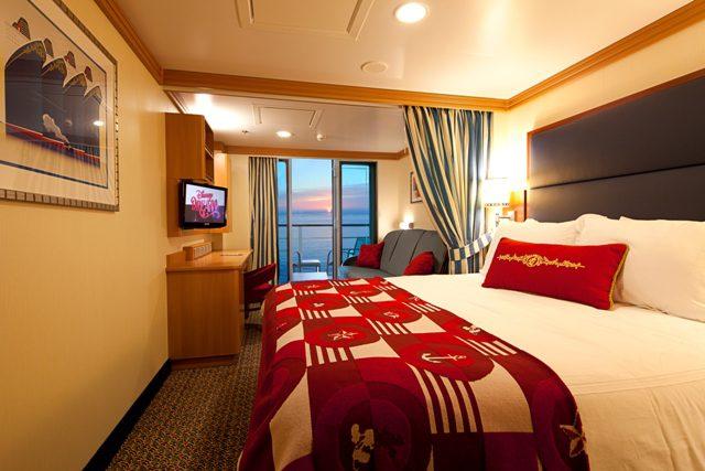 Cabines com varandas: conforto total no navio dos sonhos