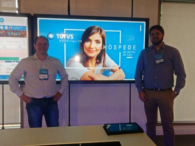 TOTVS apresenta inovações tecnológicas para serviços de hotelaria